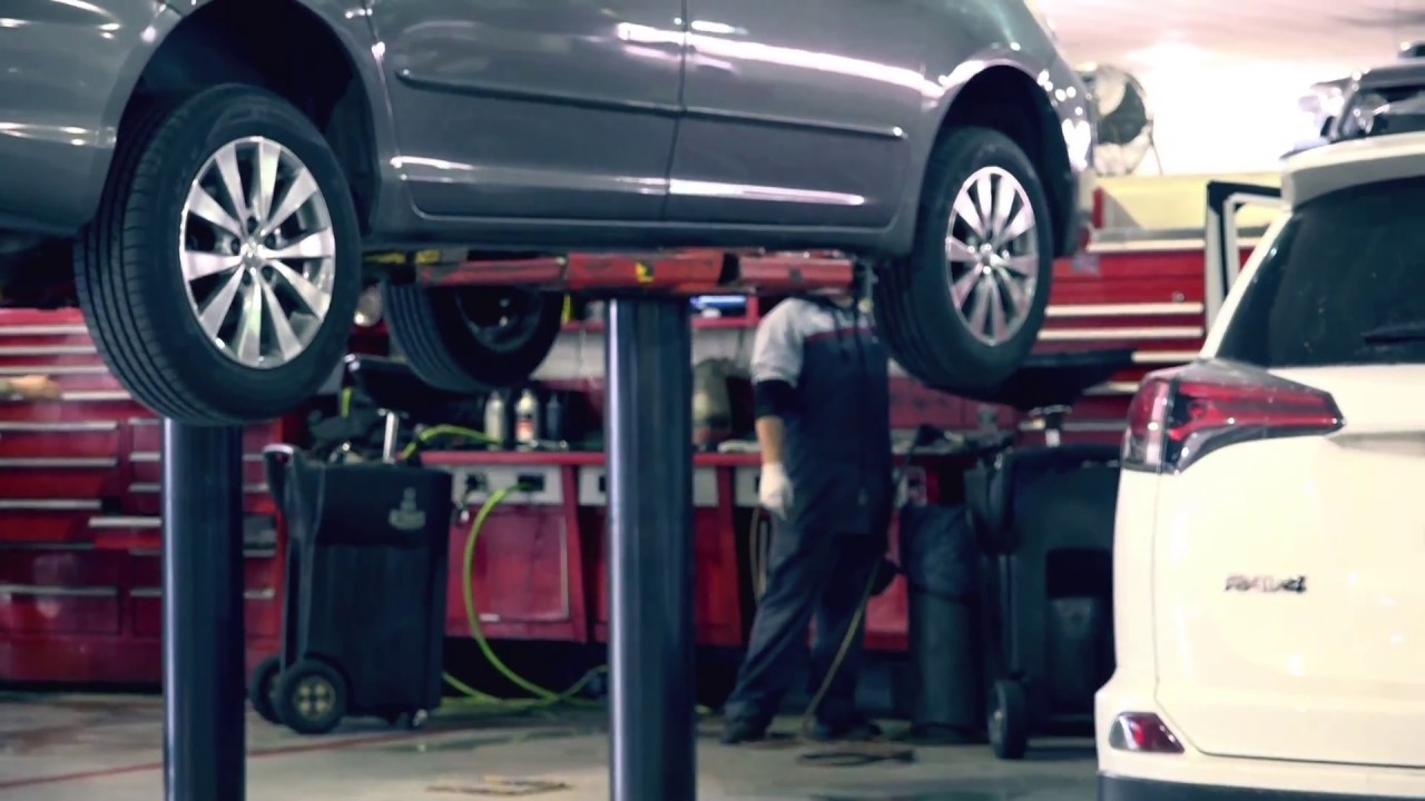 When Do I Need New Brakes Westbury Toyota Service Solutions