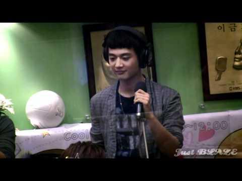 101025 MINHO HELLO Live(SJ Kiss The Radio)