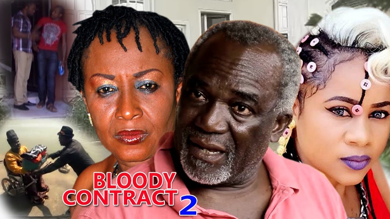 Download Bloody Contract Season 2 - Latest 2018 Nigerian Nollywood Movie Full HD 1080p