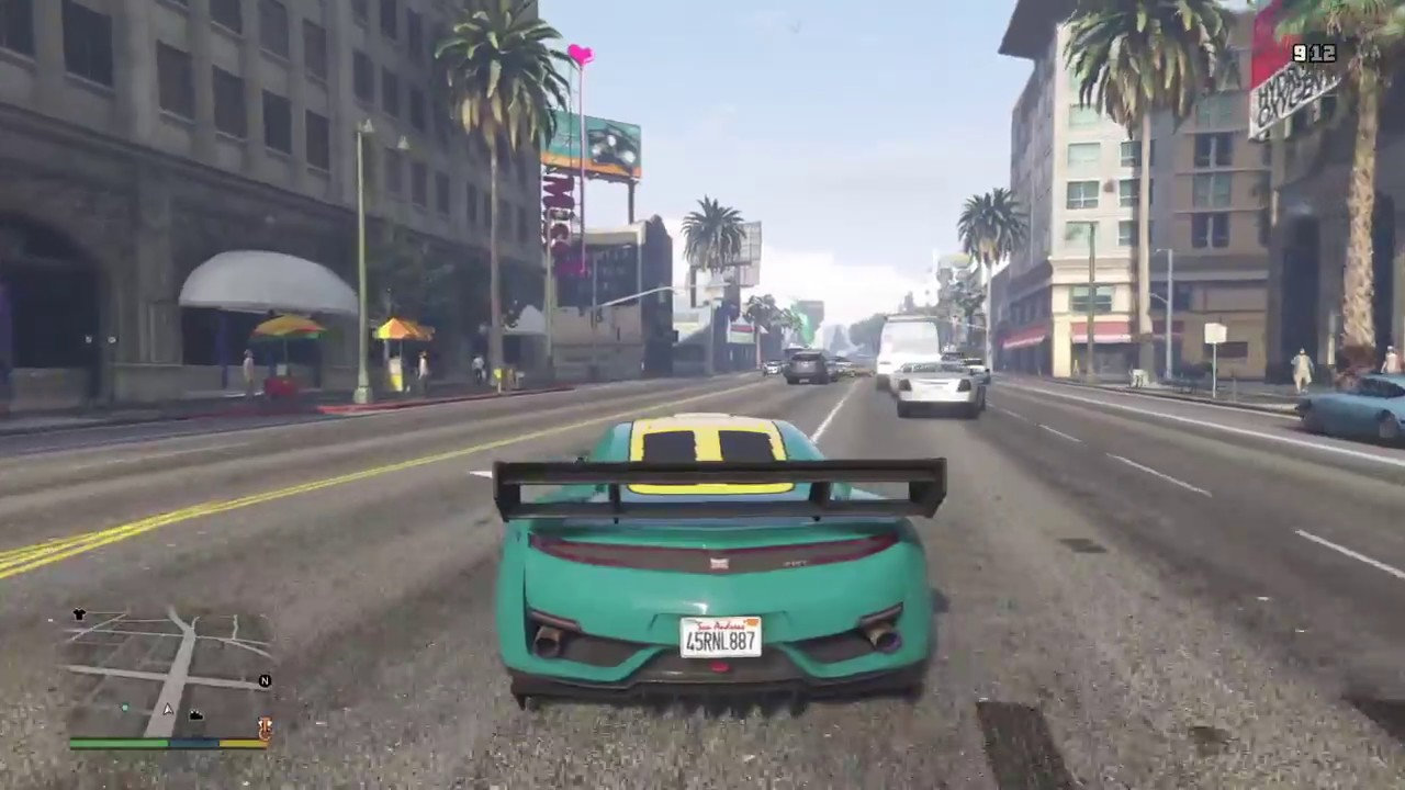 grand theft auto v coches ocultos modo historia super