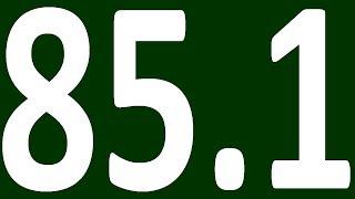 КОНТРОЛЬНАЯ АНГЛИЙСКИЙ ЯЗЫК ДО ПОЛНОГО АВТОМАТИЗМА С САМОГО НУЛЯ  УРОК 85 1 УРОКИ АНГЛИЙСКОГО ЯЗЫКА