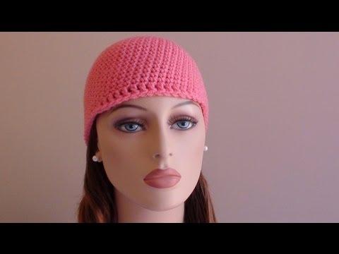 How to Crochet a Beanie - How to Crochet a Beanie for Beginners