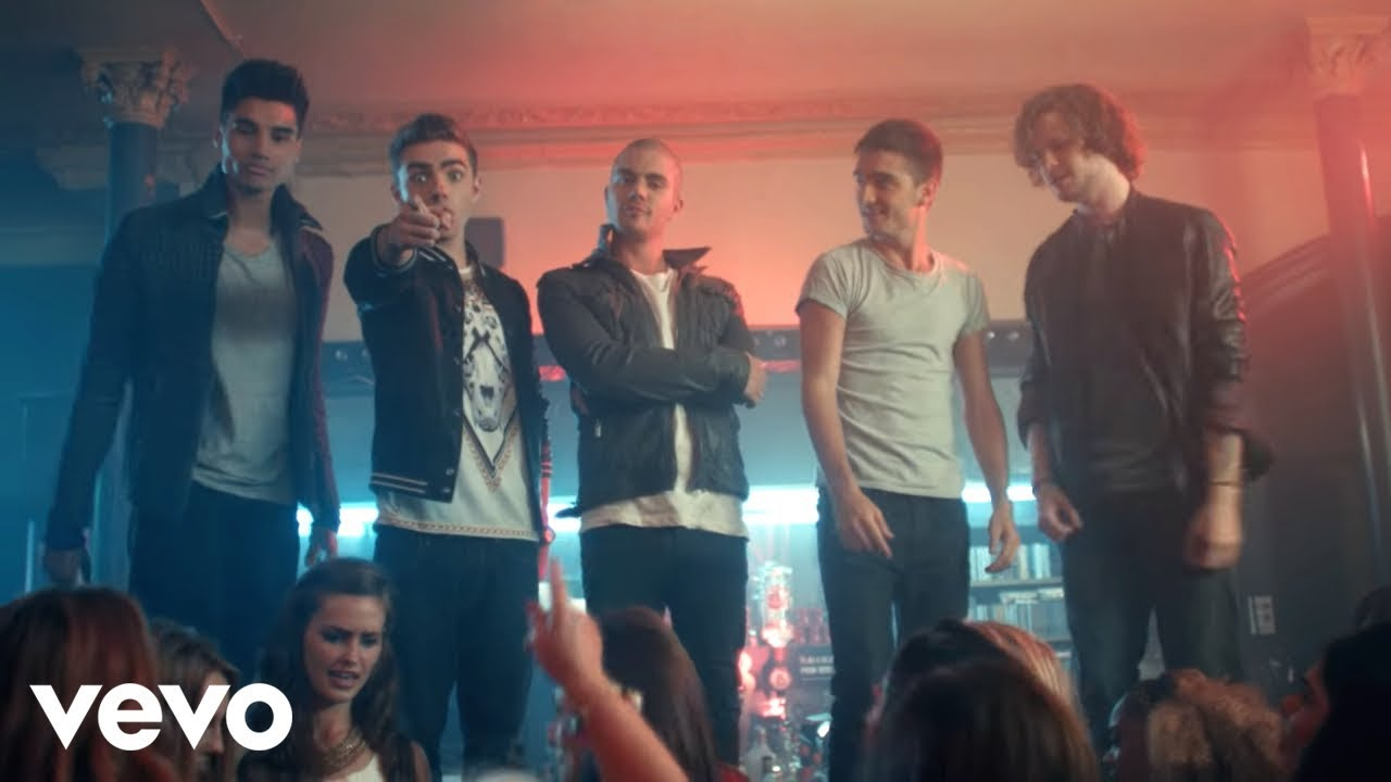 The Wanted - We Own The Night (Official Video)