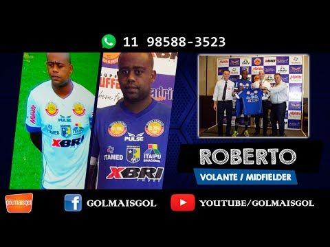 Roberto Henrique da Silva - Volante - www.golmaisgol.com.br