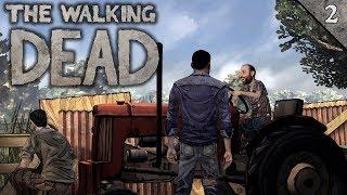 THE WALKING DEAD #2 | NOS VAMOS DE LA GRANJA | Gameplay Español