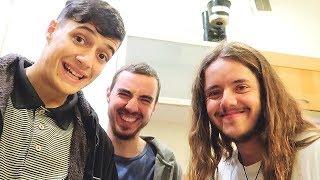 SONO POLACCO? [ft. HumanSafari, Luis, Ceso, Giulia]