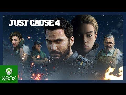 Just Cause 4 теперь поддерживает Xbox Play Anywhere