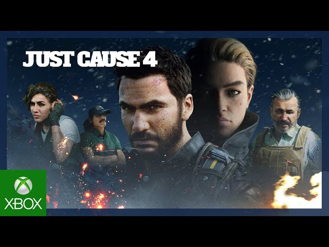 Just Cause 4: Launch trailer