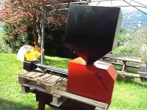 Bruciatore a pellet per forni pizza youtube - Forni per pizza casalinghi ...
