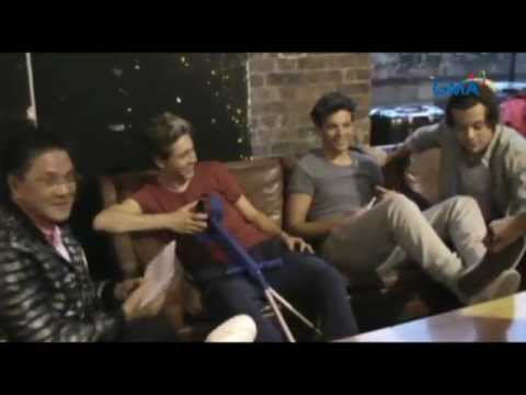 One-on-one with One Direction
