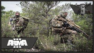 German Sniper Recon Team - ArmA 3 - Bundeswehr Long Range Overwatch