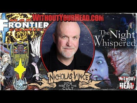 "Nicholas Vince ""Chatterer"" of ""Hellraiser"" interview"