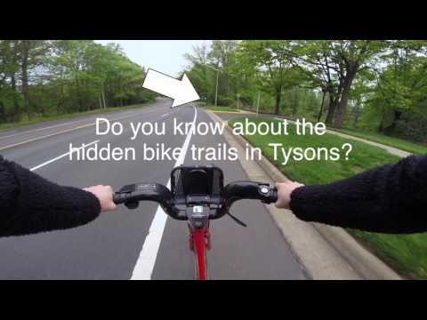Using Capital Bikeshare at Tysons Corner Center