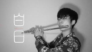 【演奏してみた】白日/King gnu【フルート】