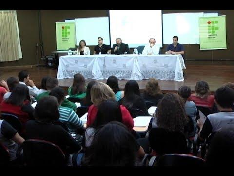 INSTITUTO FEDERAL PROMOVE PALESTRAS E OFICINAS COM O TEMA TECNOLOGIA APLICADA NA SALA DE AULA