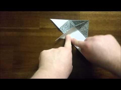 tlatotem MTG Crafts! Lithomancy! Origami Hedrons!