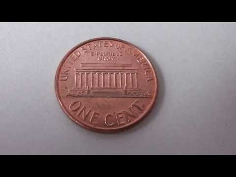 1 Cent USA 1996 -  Amazing Coin