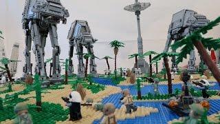 We Met Lego Darth Vader At LEGOLAND Florida Star Wars Days 2016