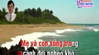 [ Karaoke vọng cổ ] NỖI LÒNG NGƯỜI MẸ - ĐÀO