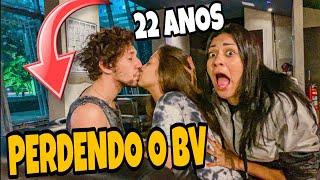 PERDENDO O BV COM 22 ANOS!!!!! 😰  *novelinha*