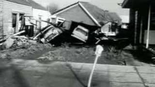 Crescent City Tsunami - 1964