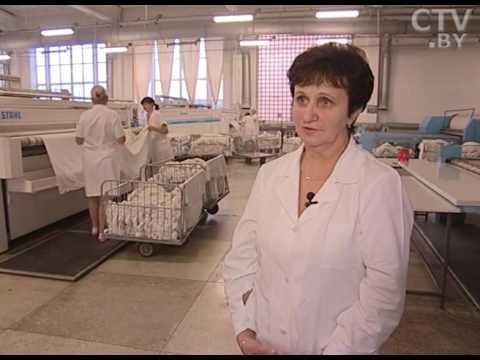 Чеслава Макаренко, оператор прачечного оборудования: Дарить людям комфорт – очень приятно!