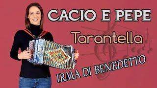 Cacio e Pepe (tarantella) Organetto Abruzzese Accordion, Irma Di Benedetto di D. Lamano e S. Mosetti