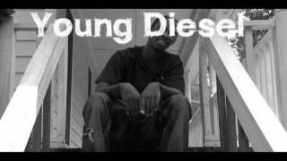 Young Diesel- Get it Crackin (Freestyle Video)