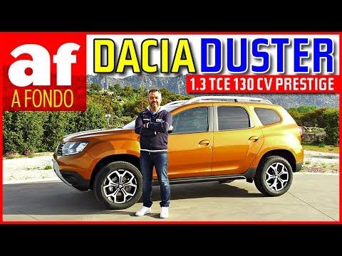 Dacia Duster 1.3 TCe 130 CV Prestige | Review y prueba al detalle