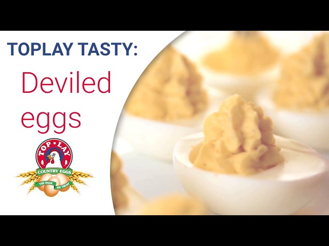 TopLay Basics | Deviled Eggs