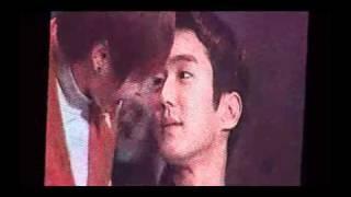 [Cut+ENGSUB] 101106 Leeteuk kissed on Siwon