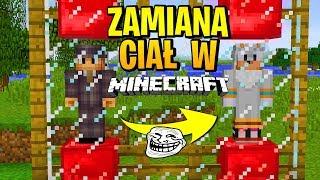 Minecraft FERAJNA 4: MASZYNA DO ZMIENIANIA SIĘ W INNYCH... *troll!*