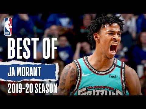 Best Of Ja Morant | 2019-20 NBA Season