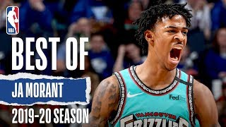 Best Of Ja Morant | 2019-20 NBA Season