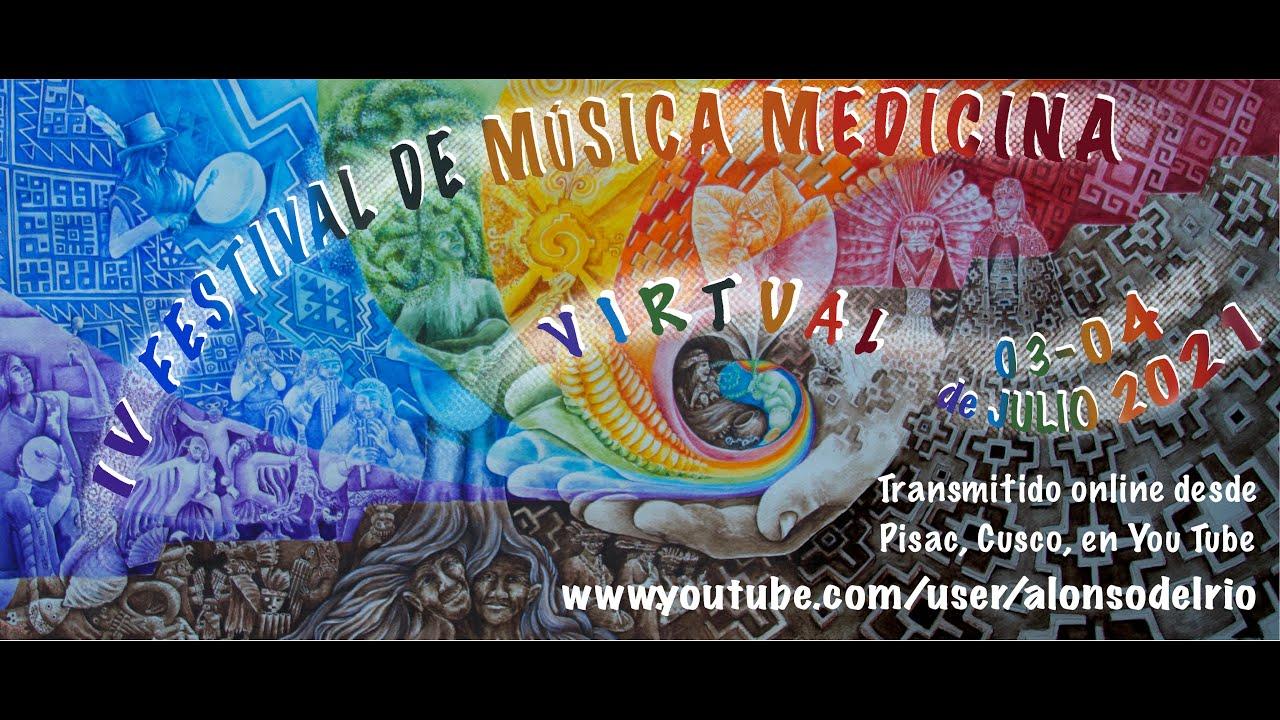 Invitación al IV Festival de Música Medicina