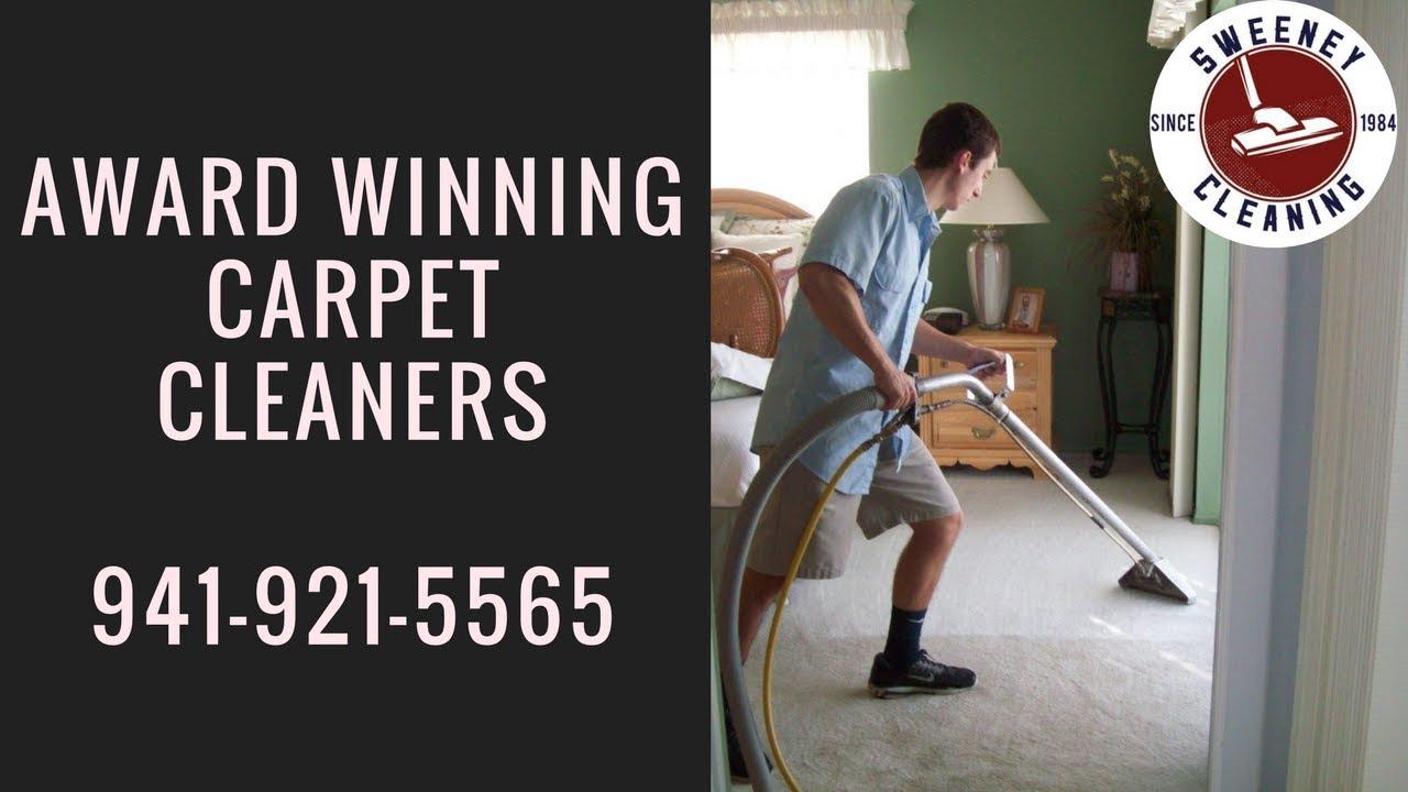 Carpet Cleaning Service - Sarasota