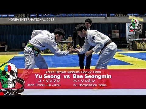 Jiu Jitsu Priest #356 KOREA INTERNATIONAL 2018【ブラジリアン柔術専門番組 柔術プリースト】
