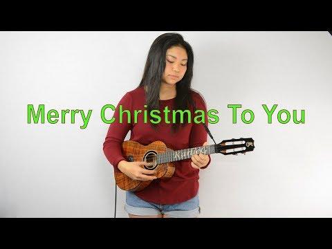 Henry Kapono - Merry Christmas To You (ukulele cover)