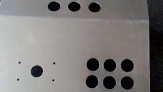 Modifing An Xbox 360 Wireless (cg) Controller Into A Arcade Stick Part 3