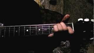 видеоразбор на гитаре песни моя игра