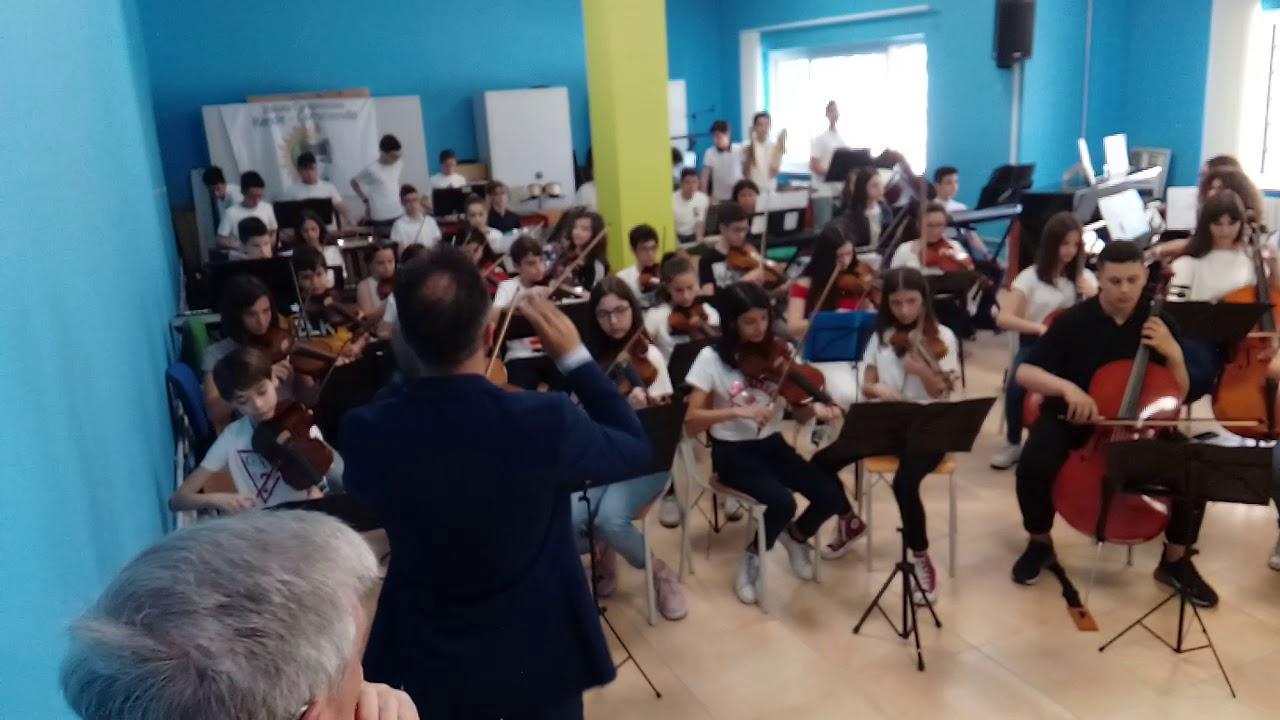 A.S. 2018/2019 - Saggio finale - Orchestra dell'IC Rende Commenda
