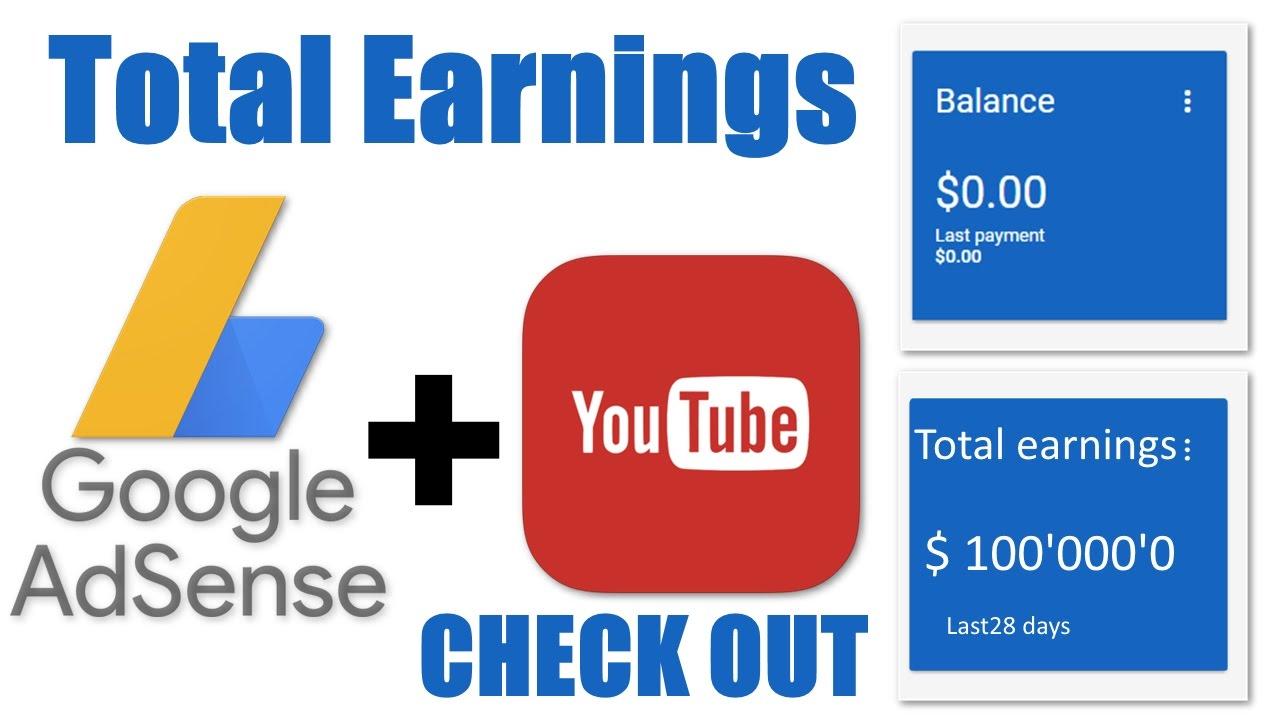 Youtube Account की कमाई Earning Report कैसे Check करें