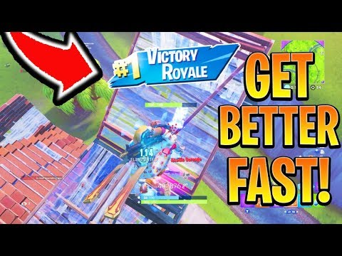How To Get BETTER/IMPROVE in Fortnite Fast! Fortnite Ps4 ...