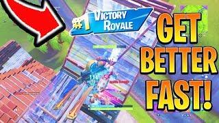Comment obtenir BETTER/IMPROVE à Fortnite Fast! Fortnite Ps4/Xbox Meilleurs conseils! (Comment gagner Fortnite)