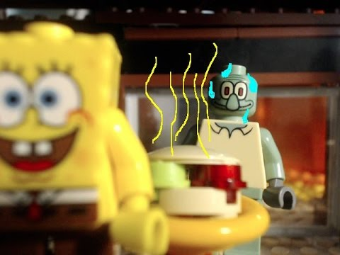 lego spongebob just one bite