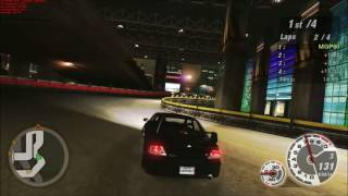 Need For Speed Underground 2 - Stage 5 Sponsor Race 1/3 [1080p60 - GTX 1080 - 121/181]