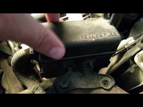 How to still drive your car with seized AC compressor  1997 Lexus ES300