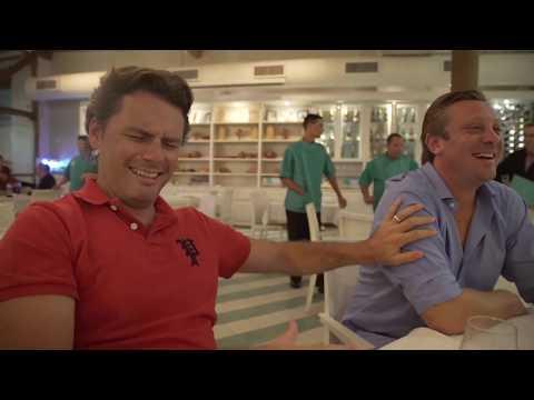 Anton Kreil Talks Day Trading At Dinner in Brazil