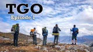 TGO Challenge 2019: Episode 1