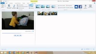 Uitleg Windows Moviemaker